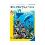 Puzzle aventura subacvatica 300 piese