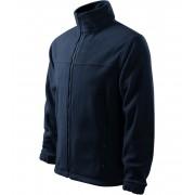 ADLER Jacket 280 Pánská fleece bunda 50102 námořní modrá XXXXL