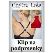 Chytrá Lola - Klip na podprsenky (LK01)