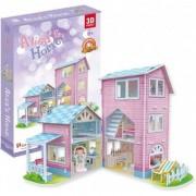 Puzzle 3D Cubicfun GXP-603375, 73 piese