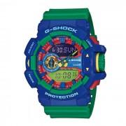 banda verde de CASIO G-SHOCK GA-400-2AER-Azul +