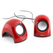 Sbox Mini Speaker per Notebook Rosso
