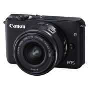 CANON EOS M10 + EF-M 15-45mm IS STM Zwart