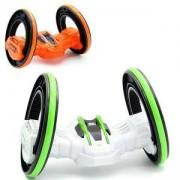Детска каскадьорска кола с две гуми, 2 налични цвята, 507117497