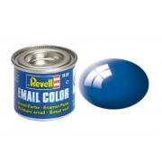 REVELL BLUE CLEAR olajbázisú (enamel) makett festék 32752