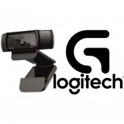 Camara Web Logitech C920 Full Hd Pro 15 Mpx Zoom C/micro