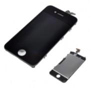 Дисплей + Тъч скрийн за Apple iPhone 4 Черен
