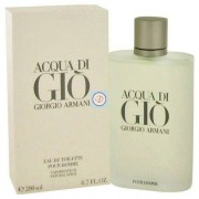 Armani Acqua di Gio Pour Homme Eau de Toilette 200ML spray vapo