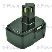 2-Power Verktygsbatteri 9.6V 3000mAh (11074)