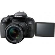 Canon Eos 800d + 18-135mm F/3.5-5.6 Is Stm - 2 Anni Di Garanzia In Italia