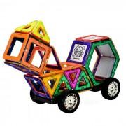 Construccion magnetica M40 juguetes educativos Pieza para Ninos - Multicolor