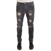 Wreckless Mark Grey Ripped Jeans 34