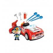 PinyPon Bomberos vehiculos de Acción - Famosa