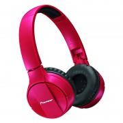 Pioneer SE-MJ553BT Auscultadores Bluetooth Vermelhos