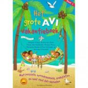 Het grote AVI vakantieboek AVI M3 - AVI E3
