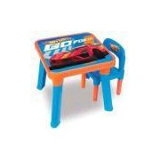 Mesinha Com Cadeira Hot Wheels Fun HW6020
