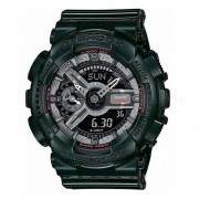 casio g-shock GMA-S110MC-3A serie de color metalizado reloj ana-digi - evergreen
