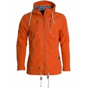WOOX Větrovka Drizzle Jacket Men´s Orange wx1524002 XS