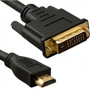 DVI - HDMI kabel 5m