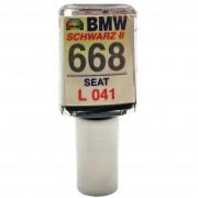 Javítófesték BMW / SEAT schwarz II 668 / L 041 Arasystem 10ml