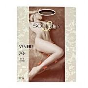 Solidea By Calzificio Pinelli Venere 70 Collant Tutto Nudo Nero 2