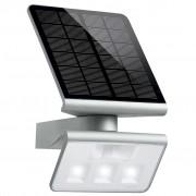 Steinel LED-lampa med sensor XSolar L-S silver
