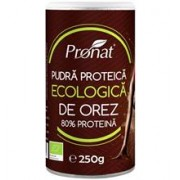 Pudra Proteica de Orez Bio 250gr Pronat
