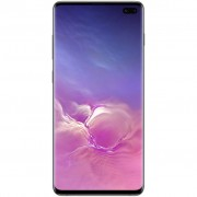 Telefon mobil Samsung Galaxy S10 Plus, G975, Dual SIM, 512GB, 8GB RAM, 4G, Ceramic Black