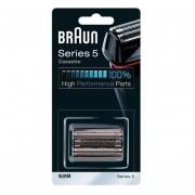 Repuesto Afeitadora Braun 52BN-Negro