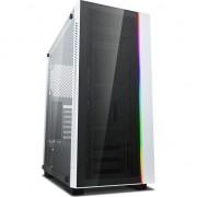 Carcasa PC Deepcool Matrexx 55 V3 ADD-RGB (DP-ATX-MATREXX55V3-AR-WH) , Turnul Midi , ATX , ATX extins , Micro ATX , Mini ITX , 7 sloturi