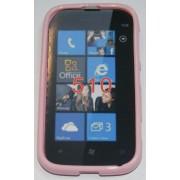 Силиконов гръб ТПУ за Nokia Lumia 510 Розов