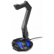 Sharkoon X-Rest 7.1 Headset Stand incl. USB