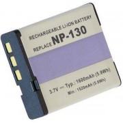 Casio NP-130 Casio ersättningsbatteri
