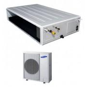 Samsung Canalizzabile Media Prevalenza Ac071mnmdkh / Ac071mxadkh (Comando Wireless Mr-Eh00+mrk-A10n Incluso)
