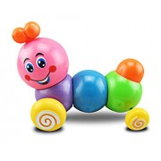 Wonderland Toy's Wind up Caterpillar Toy for Babies,Kids