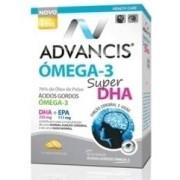 Advancis Ómega-3 Super DHA