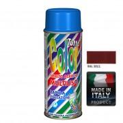 Vopsea Spray Multisuprafete Rosu RAL 3011 Tuttocolor Macota 400ml