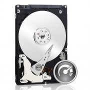 Western Digital Scorpio Black 160 GB interne harde schijf