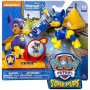 Paw Patrol Super Pups: Marshall and Chase Figures Bundle (2 items)