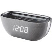 Radio alarm DENVER CRB-818, Srebrni