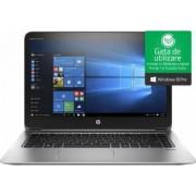 Laptop HP EliteBook Folio 1040 G3 Intel Core i7-6500U 256GB 8GB Win10 Pro FullHD Silver