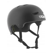 TSG Evolution Solid Color Helmet : satin black - Size: LXL