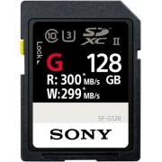 SONY Cartão SDXC USH-II Série G 128GB 300MB/s