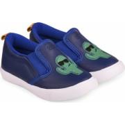 Pantofi Baieti Agility Mini Albastru-Cactus 26 EU