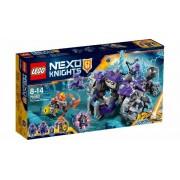 Lego Klocki konstrukcyjne NEXO KNIGHTS Trzej Bracia 70350