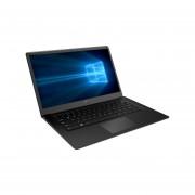 """Laptop Qian QNB1701, Procesador Intel Celeron N3350 (2.40 GHz), Memoria de 4GB DDR3L, Almacenamiento emmc de 32GB, Disco Duro de 500GB, Pantalla de 14"""" LED, Video HD Graphics 500, S.O. Windows 10 Pro (64 Bits)"""