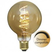 Star Trading Dekoration LED filament E27 G95 2000K 130lm Dimmer 354-41 Replace: N/A