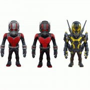 Hot Toys Pack de 3 Figuras Marvel Ant-Man Artist Mix - Hot Toys