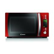 Cuptor cu microunde Candy CMXG20DR, 700 W, 20 L, Grill, Control digital, Display, Rosu 38000257
