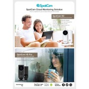 Spotcam HD Cloud Binnen IP Camera